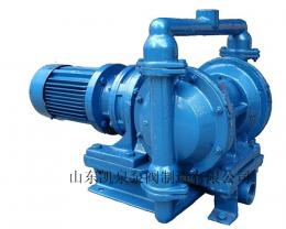 DBY气动电动隔膜泵